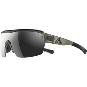adidas Zonyk Aero Pro Cykelbriller L, cargo shiny chrome